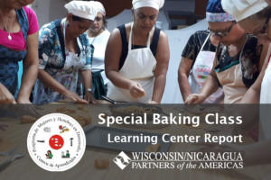 February Special Baking Class Report