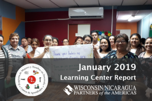 January 2019 Learning Center Report