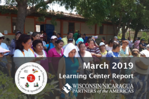 March 2019 Learning Center Report