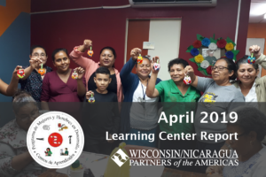 April 2019 Learning Center Report