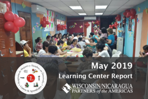 May 2019 Learning Center Report