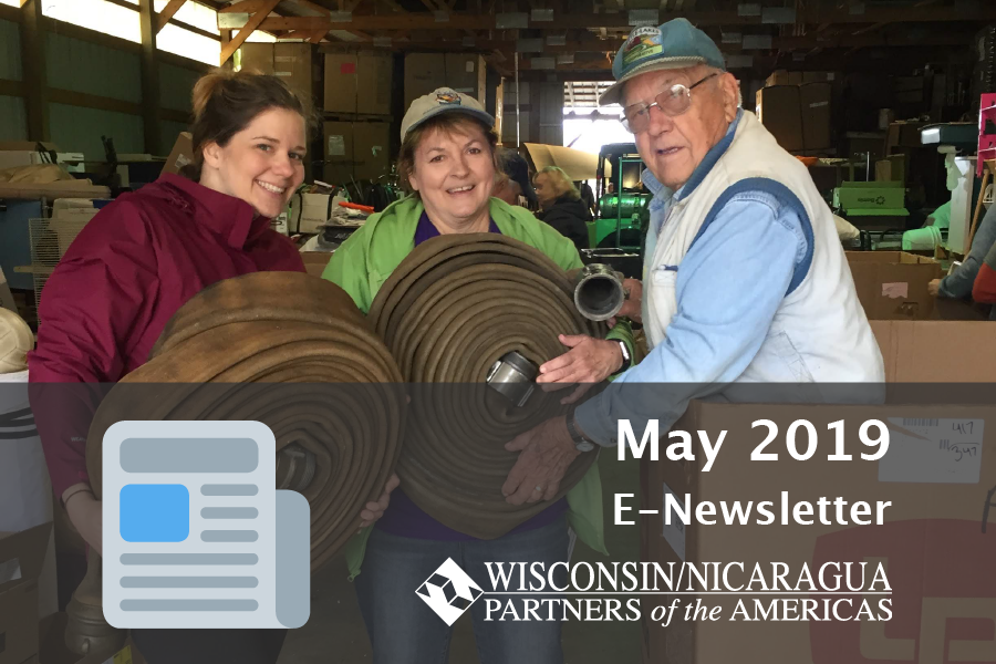 May 2019 E-Newsletter